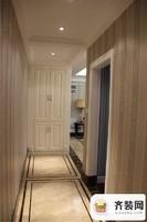 中建·大观天下四室两厅两卫一厨158㎡世观户型室内长廊