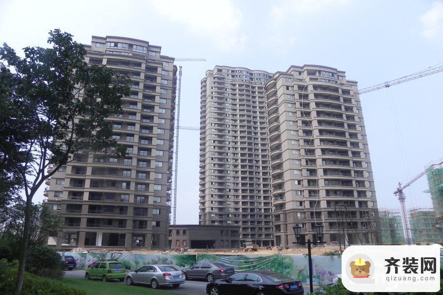 永隆城市广场工程进度(2015-8-26)