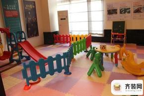 万科蓝山售楼处儿童乐园(2015-10-10)