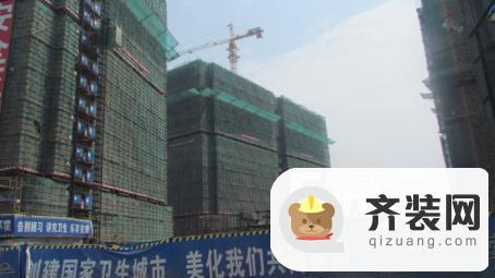 中海凯旋门实景图中实6