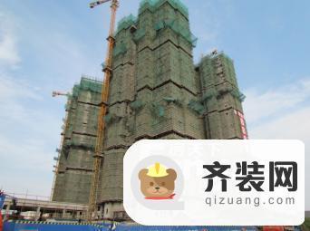 中海凯旋门实景图中实1