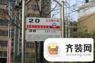 中海凯旋门实景图中实4