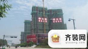 中海凯旋门实景图中实2