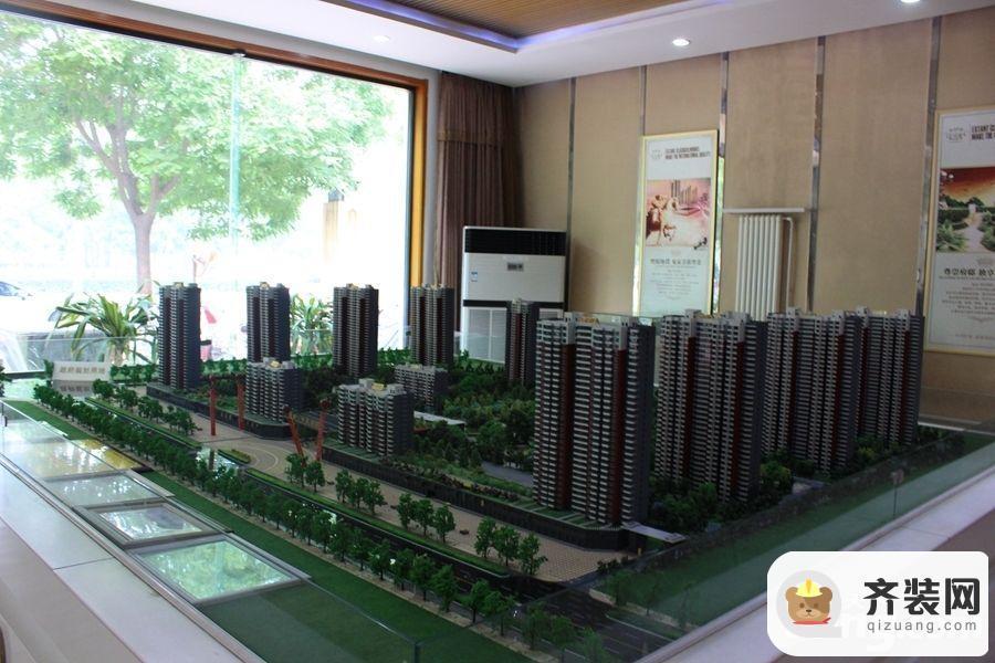 建业·阳光国际沙盘(2015.5)