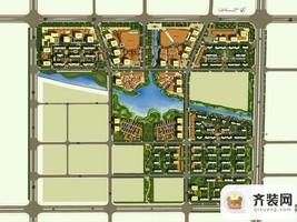 绿地商务城封面图
