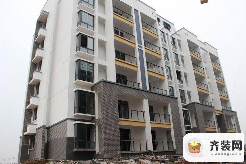依云红郡 项目建筑