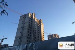 保利拉菲公馆楼体(2015-6)