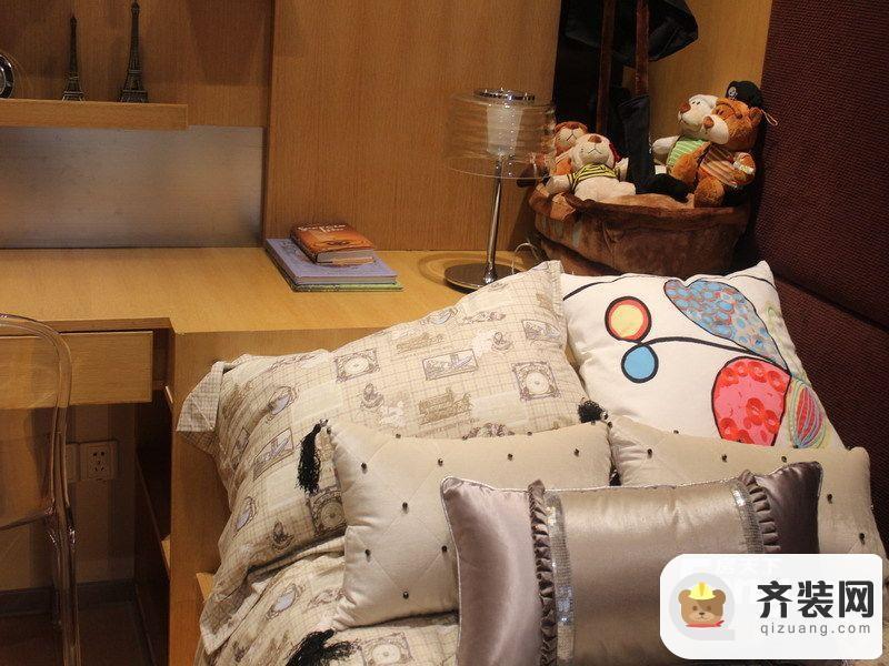 华润橡树湾卧室