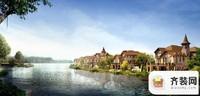 中海黎香湖封面图