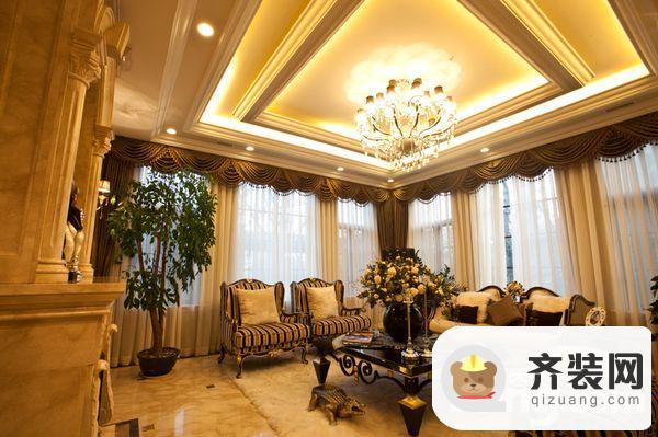 紫御江山-新古典-170平米四居室