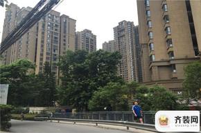 华润中央公园小区楼座(2015-9)